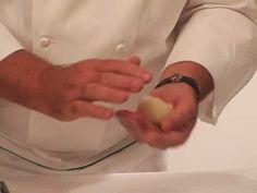 Chef Wilo Benet prepares Rellenos de Papa