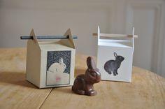 L'Art de la Curiosité - DIY - Little Box Template - Free PDF Download