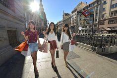 Los turistas Chinos gastan 292 mil millones de dólares al año en turismo