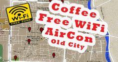 Coffee Wifi Aircon Chiang Mai Shop
