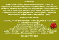 Sınavda Başarı Duası Kısa ve Türkçe