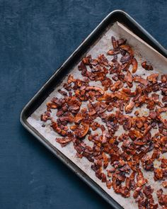 Coconut Bacon Recipe | A Couple Cooks