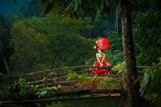 Photograph Geisha by Benjamin Von Wong on 500px