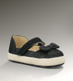 UGG® Amena for Infants | Shoes with Bow Tie at UGGAustralia.com