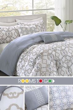 Lovely Rooms to Go Bed Sets