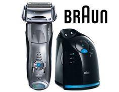 Braun Afeitadora Series 7 790 Wet&Dry con sistema Clean & Renew