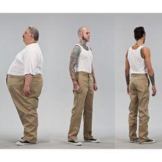 Dickies Pants, Jeans Pants, Khaki Pants, Dark Fashion, Urban Fashion, Mens Fashion, Street Fashion, Edwin Jeans, Post Apocalyptic Fashion