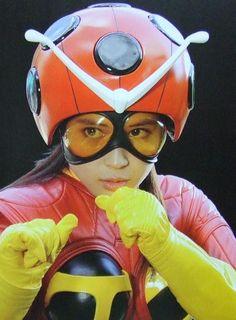 love-girlsxx: 広瀬 アリス (Hirose Arice) フォスタープラス (FOSTER plus co. ltd.) 仮面ライダー仮面ライダー W&ディケイド MOVIE大戦2010 (Kamen Rider Kamen Rider W & Decade: Movie War 2010) 岬ユリコ (Misaki Yuriko) / 電波人間タックル (Denpa Ningen Tackle)