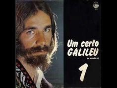 Padre Zezinho - Um Certo Galileu Vol. 1 (álbum completo) - (1975).