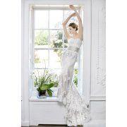 Hazel 2014 Collection Lace Wedding Dress