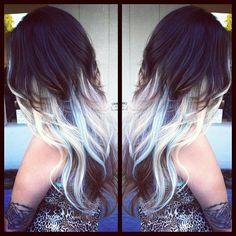 Hair here