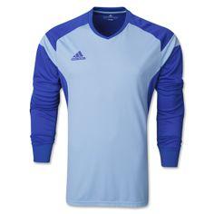adidas Precio 14 Long Sleeve Goalkeeper Jersey (Sky Blue)