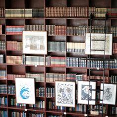 Bauhaus Books  Coffee, Capitol Hill, Seattle.