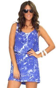 Blue Blue Sky dress -Show Pony $50