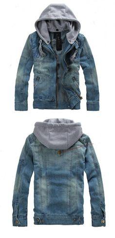 Men's Dailywear Date Vacation Simple Street chic Fall Winter Jacket