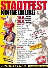 Stadtfest Korneuburg www.stadtfest-korneuburg.at