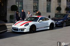 Porsche 911 R 3