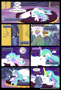A Princess' Tears - Part 14 by MLP-Silver-Quill on deviantART