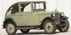1931 hanomag 316 coupe