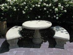 1000 Images About Concrete Picnic Tables On Pinterest