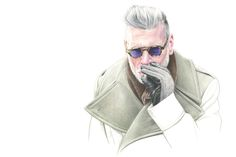 NICk WOOSTER illustrated by uli knorzer