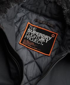Superdry Aviator Bomber Jacket
