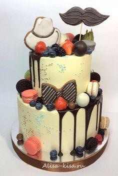 торт для настоящего мужчины...
