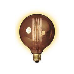 Calex - Ampoules-Luminaires Ampoule déco E27 incandescente à filaments