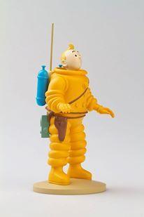 7 - Tintin - On a Marché sur la Lune
