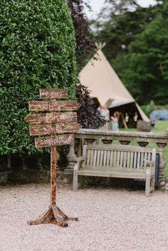 Florals, Tipis and Afternoon Tea: Emma & John's Mount Stewart Wedding Outdoor Wedding Reception, Outdoor Weddings, Real Weddings, Wedding Ceremony, Santa Outfit, Table Names, Champagne Bottles, Engagement Couple, Afternoon Tea
