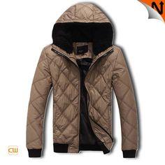 Men's Stylish online Jackets Padded Trendy Jackets CW8053 $169.59 - www.cwmalls.com
