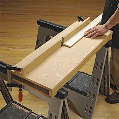 Portable Router Table #DiyWoodSimple