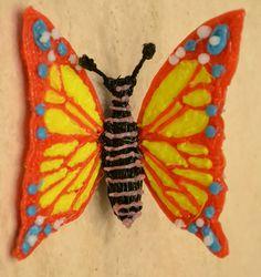 Creativity of Fià: Farfalla 3d