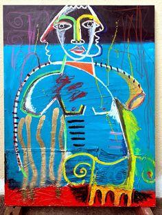 Contemporary Abstract Art, Original Paintings, The Originals