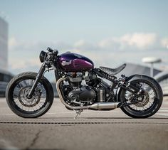 CAFE RACER caferacergram (@caferacergram) • Instagram: If you haven't already, and love cafe racers, check them out!
