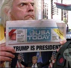 Acredite: 'De volta para o Futuro' previu a candidatura (e vitória) de Trump