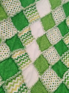 10x10 quilt 6 inch squares All fabric from Joann's