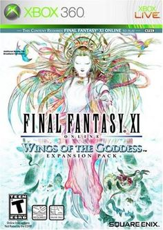 Final Fantasy XI Online: Wings of the Goddess Expansion Pack - Xbox 360