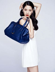 Park Shin Hye - Harper's Bazaar Magazine June Issue '14