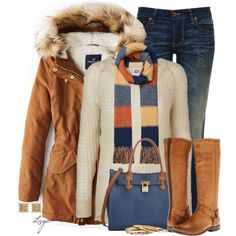 """Winter Parka"""
