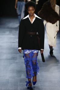 Tome Fall 2016 Ready-to-Wear Fashion Show - Shamone Edwards Fashion Week, Runway Fashion, High Fashion, Fashion Show, Vogue Australia, Vogue Paris, Winter Collection, Fall 2016, Catwalk