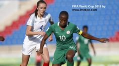 African hopefuls set sights on France 2018 Women's World Cup