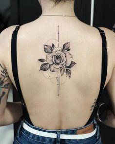 80 Modelos de Tatuagens nas Costas (Femininas) | Tatuagens Ideias