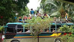 Solène Debiès - Philippines #travel #family #trip #bus #solenedebies #philippines #asia