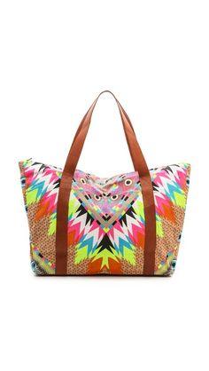 Mara Hoffman Divine Weekend Bag