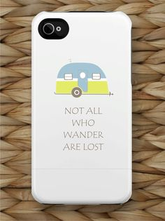 Not all who wander are lost!