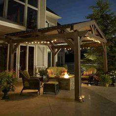 Outdoor GreatRoom Company Patio Pergolas For Sale Outdoor Living Store