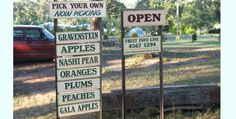 Bilpin Springs Orchard - Harvest Trails and Markets Plums And Peaches, Family Weekend, Apple Fruit, Fig, Pear, Harvest, Blueberry, Berries