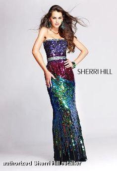 SHERRI HILL 2012  Style Number: 2772