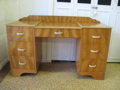 $80 RETRO Timber Tan DRESSER DRAWERS Storage Table 123x45x76cm Text 0411691171 or email info@bitspencer.com